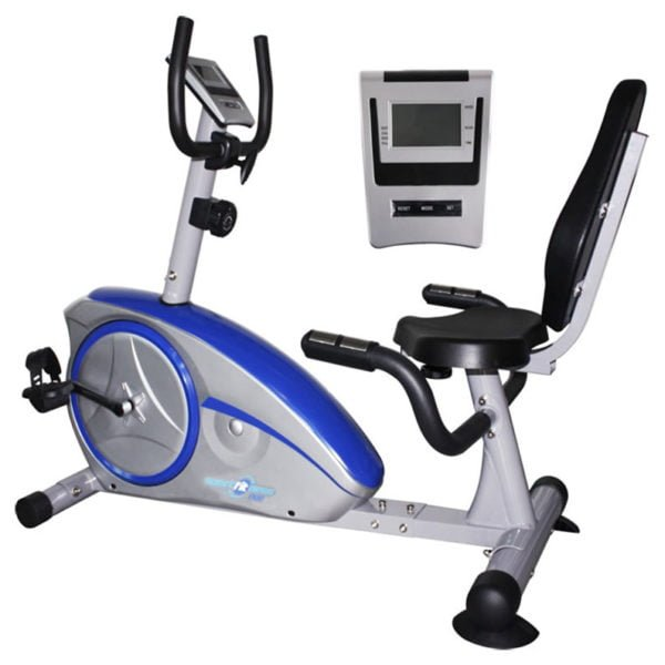Bicicleta Horizontal Recumbent Eliptica Magnetica Terapias
