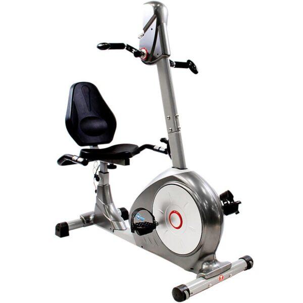 Bicicleta Horizontal Recumbent Krank Cycle Eliptica Magnetica Terapias