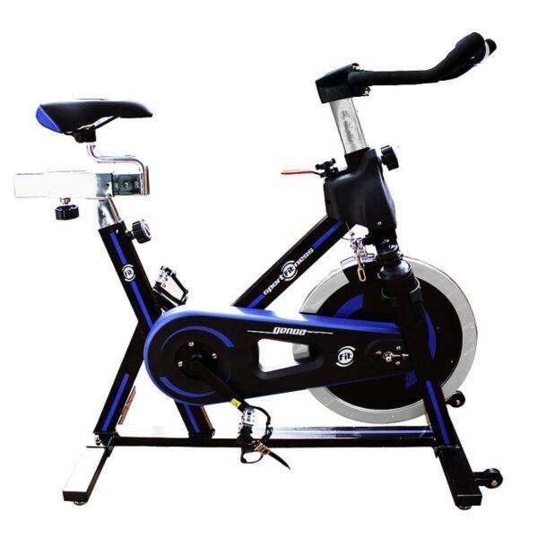 Bicicleta Spinning Sportfitness Genoa 18k Ejercicio Gimnasio