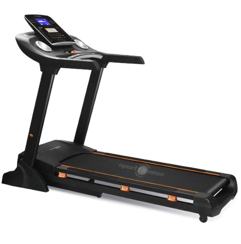 Trotadora Caminadora Sportfitness Reims 2.5hp Real 130kg Gym