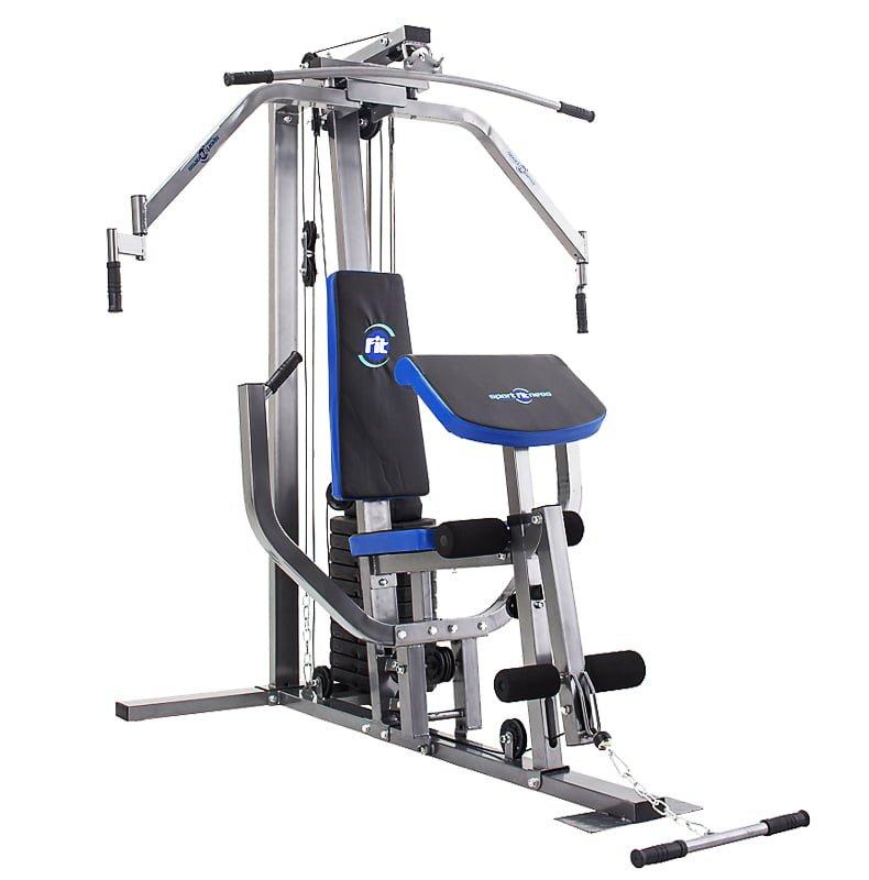 Multifuerza 150 lb multigimnasio funci n de remo - Equipamiento de gimnasios ...