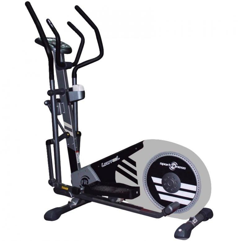 Eliptica Magnetica Bicicleta Sportfitness Liverpool Gimnasio
