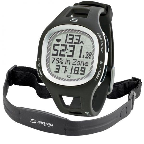 Reloj Pulsometro Sigma Pc 10.11 Monitor Cardíaco Banda Tórax