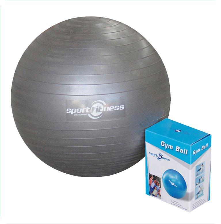Balon De Pilates Bola Gimnasia 65cm Pelota Profesional Yoga