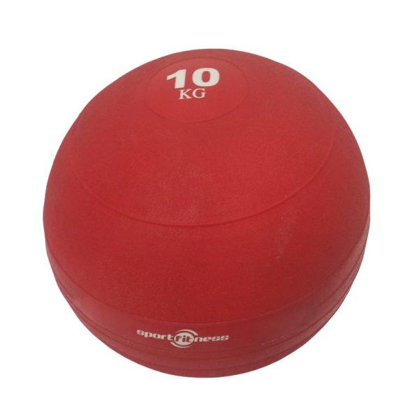 Balon Medicinal Peso 10 Kg Pelota Gymball Ejercicio Gimnasio