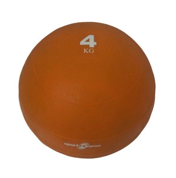 Balón de Peso de 4 Kg Pelota Medicinal Fitball