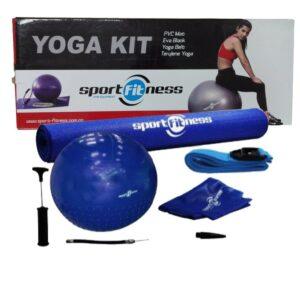 Pilates, Yoga y Gimnasia