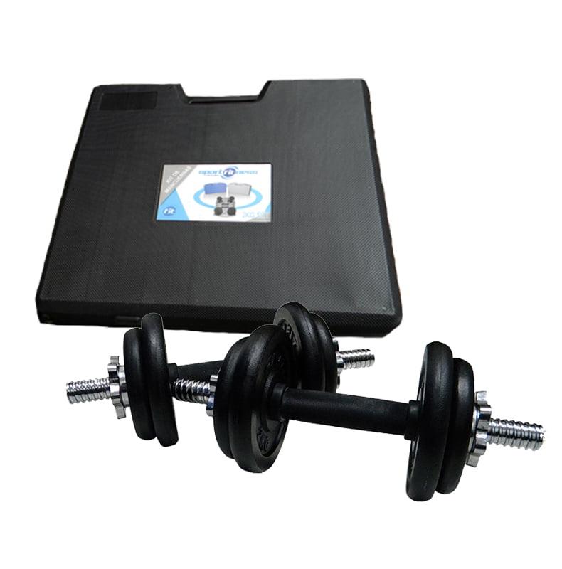 Pesas mancuernas y barras sport fitness senior tienda for Pesas y mancuernas