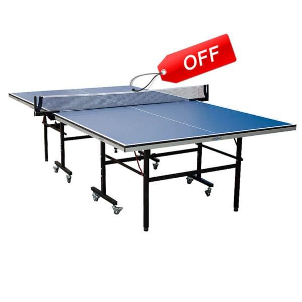 Mesa De Ping Pong 16mm Tennis De Mesa Profesional Plegable