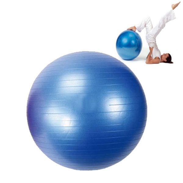 Balón Pilates Pelota 75cm Ejercicio Abdominal Terapia Yoga