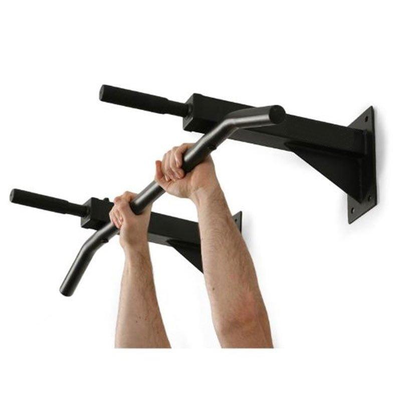Soporte barra fondo y dominadas sportfitness multiagarre sport fitness senior tienda virtual - Barras de ejercicio para casa ...