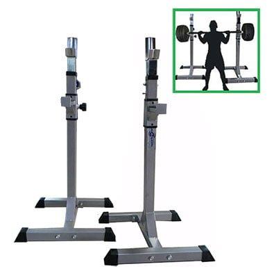 Soporte Sentadillas para Pesas y Barras Sportfitness