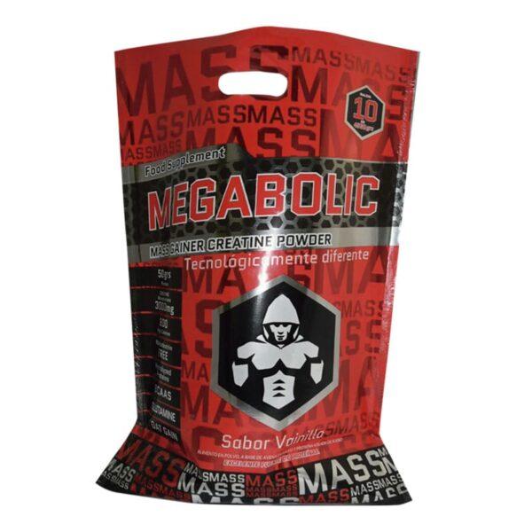 Proteina Megabolic Gane Masa Muscular 10 Lbs + Shaker Gratis