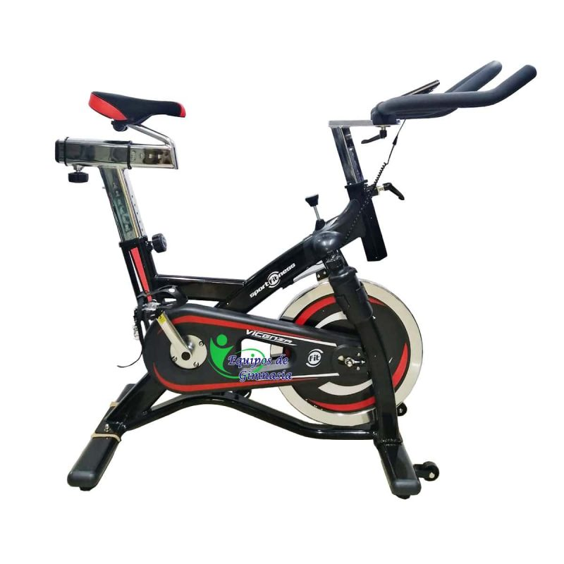 Bicicleta Spinning Vicenza SportFitness Arrastre Banda