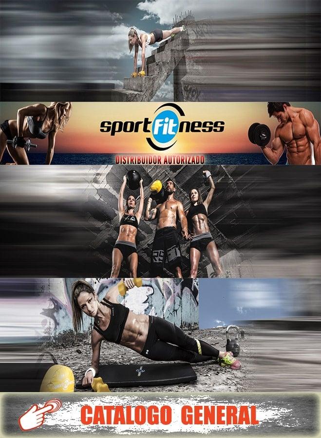 Catalogo General Sportfitness 2018 en Equipos de Gimnasia