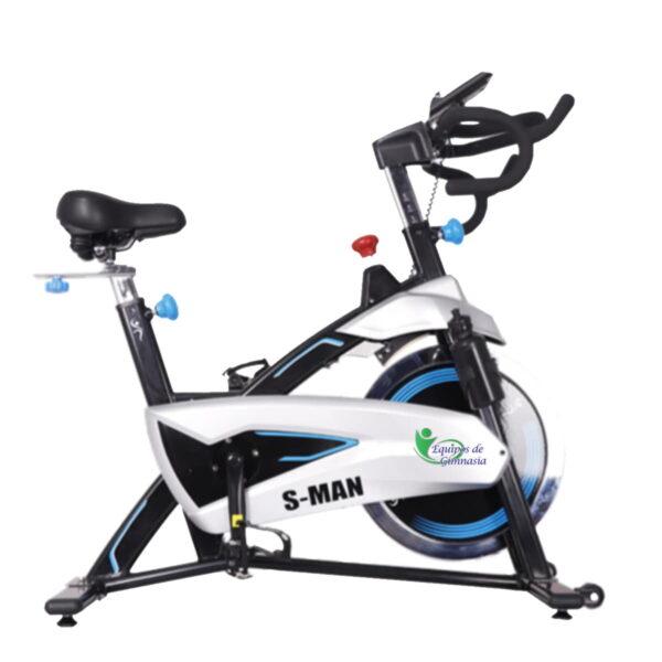 Spinning Bicicleta Estática S-Man MoviFit Banda