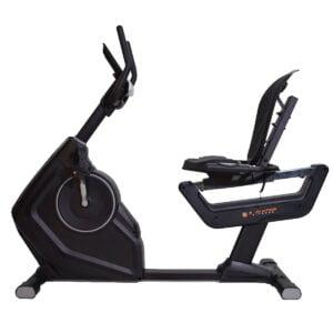 Bicicleta Recumbent Horizontal Magnética Autoregeneradora EVO R10
