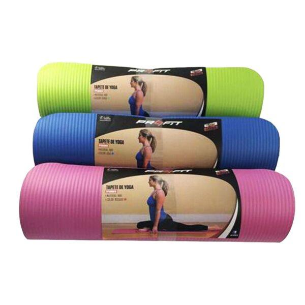 Colchoneta Yoga Pilates Tapete Mat Profit