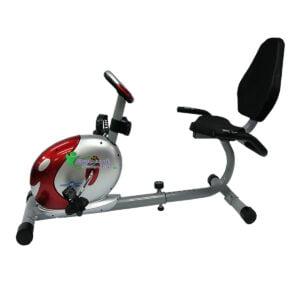 Recumbent Bicicleta Horizontal Cadiz Manual Magnetica Sportfitness