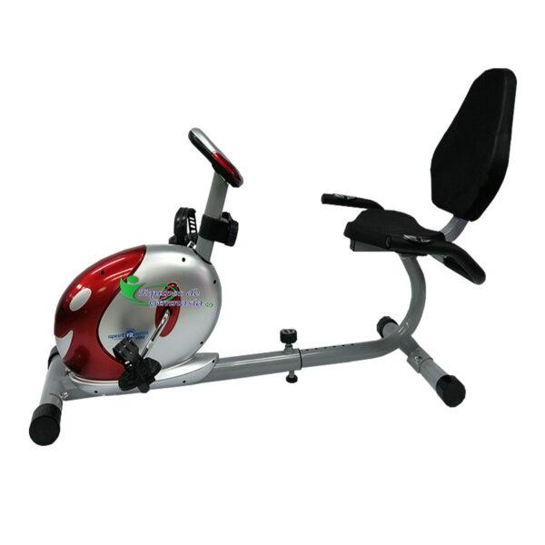 Recumbent Cadiz 8.4 G Manual Magnética Bicicleta Horizontal