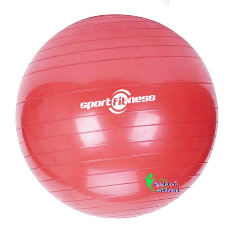 Balón de Pilates de 75 cm Ejercicio Abdominal Terapia Yoga